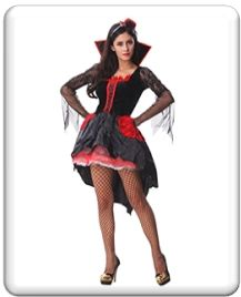 Vampire Costume Female